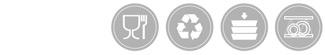 Iconos Tapas Polietileno Menaje Plástico CBC Bellvis