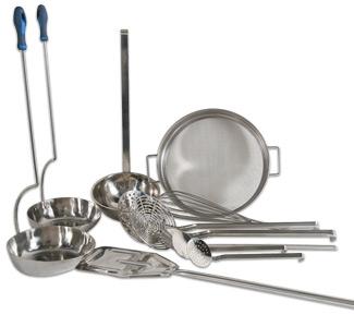 Cbc bellvis productos menaje cocina cbc en acero for Menaje para cocina
