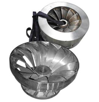 turbinas acero inoxidable CBC Bellvis
