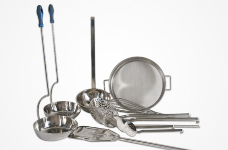 CBC Bellvis stainless steel artisan kitchenware