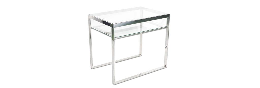 CBC Bellvis mobiliario mesas en Acero Inoxidable